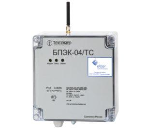 Автономный коммуникационный модуль для передачи данных БПЭК-04/ТС 1