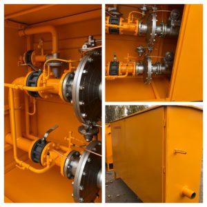 Изготовление партии газорегуляторных установок типа УГРШ-100-2Н-У1 2