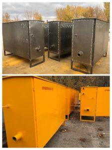 Изготовление партии газорегуляторных установок типа УГРШ-100-2Н-У1 1