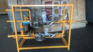 Изготовлена и отгружена заказчику газорегуляторная установка в исполнении на раме ГРУ-UNG-5025-241 2