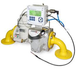 Приборы учета расхода газа