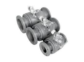 КПЗЭ, клапан предохранительный отсечной быстродействующий 1