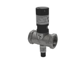 КЗЭУГ, клапан запорный с электромагнитным управлением 1