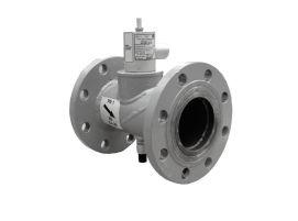 КЗГЭМ-У, клапан запорный газовый с электромагнитным приводом 1