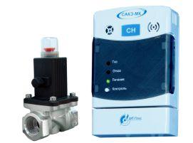САКЗ-МК®-1-1А, система автоматического контроля загазованности 1