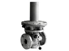 ПЗК, клапан предохранительный запорный газовый 1