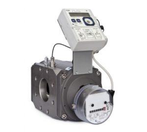 Комплекс для измерения количества газа СГ-ТК 5
