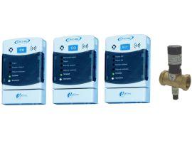 САКЗ-МК®-2, система автоматического контроля загазованности 1