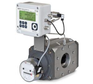 Комплекс для измерения количества газа СГ-ЭК 1