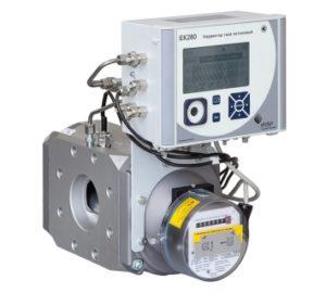 Комплекс для измерения количества газа СГ-ЭК 2