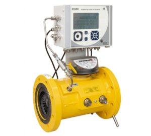 Комплекс для измерения количества газа СГ-ЭК 3