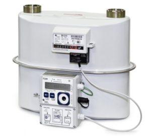 Комплекс для измерения количества газа СГ-ТК 2