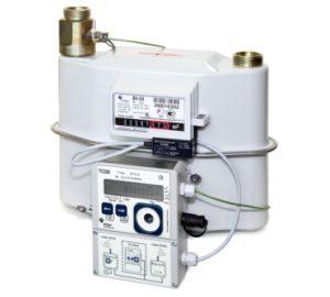 Комплекс для измерения количества газа СГ-ТК 3