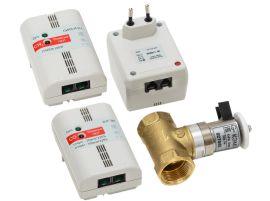 СИКЗ, стационарный сигнализатор загазованности с клапаном 1