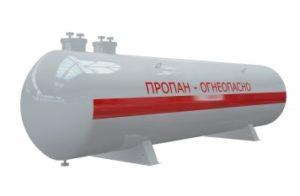 Резервуар СУГ-25 1