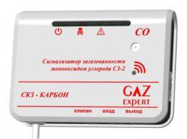 Сигнализатор СЗ-2, стационарный сигнализатор CO 1