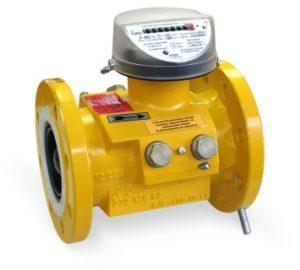 Турбинные газовые счетчики 3