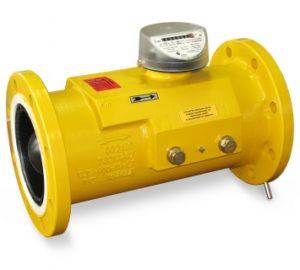 Турбинные газовые счетчики 2