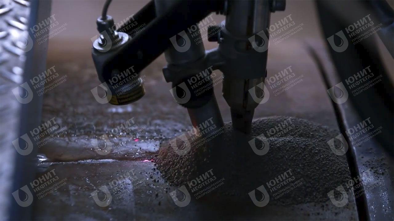 Автоматическая сварка под флюсом