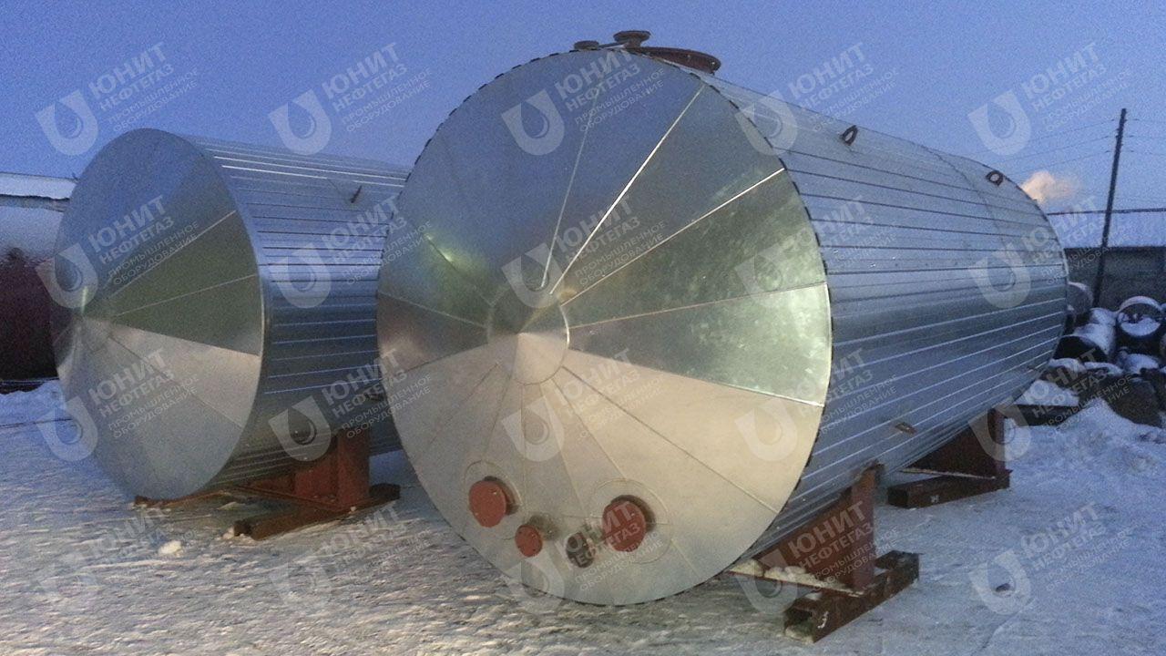 Резервуар РГС с теплоизоляцией