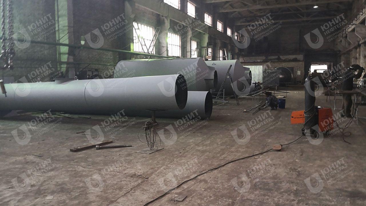 Резервуарные металлоконструкции