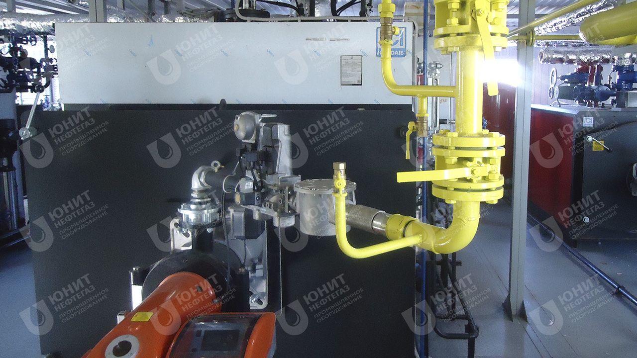 Модульная котельная установка ТКУ-4,2 МВт