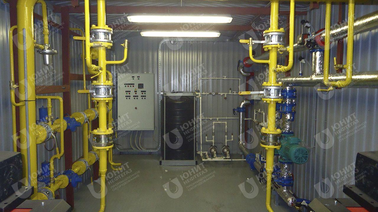Модульная котельная установка ТКУ-600 кВт